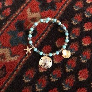 Jewelry - Beach themed bracelet